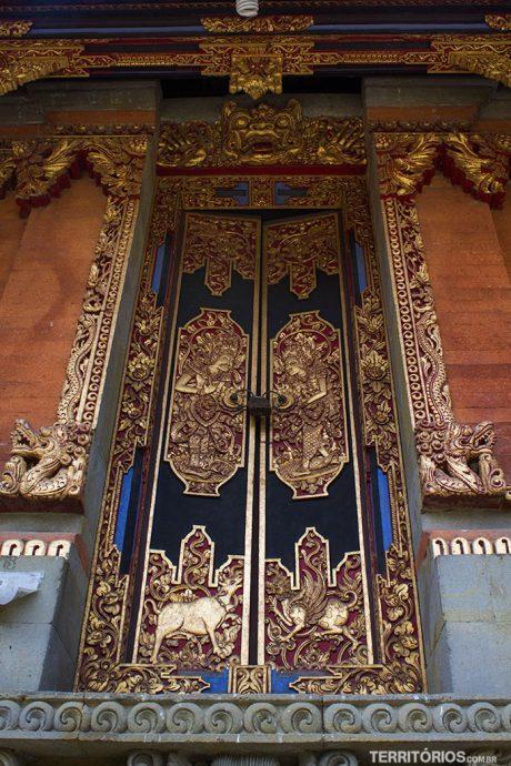 Templos em Bali: Pura Batur Sari