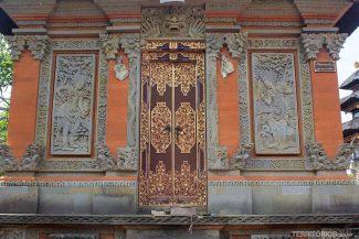 Templos em Bali: Pura Bate Sari em Ubud
