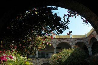 Jardim do Convento de la Popa