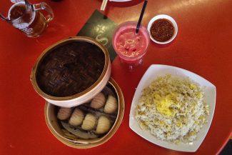 Almoço no Chinatown SeaFood