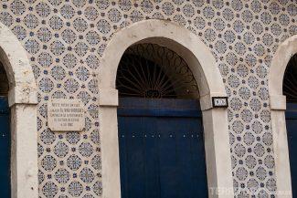 azulejos de São Luís