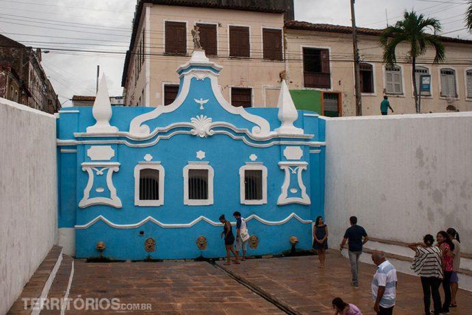 Fonte de Ribeirão