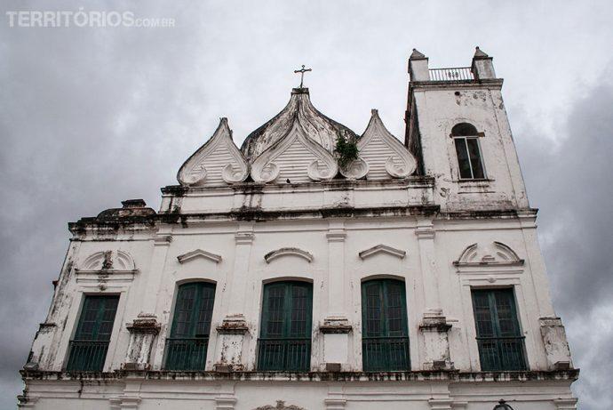 Igreja São José do Desterro é a mais antiga de São Luís
