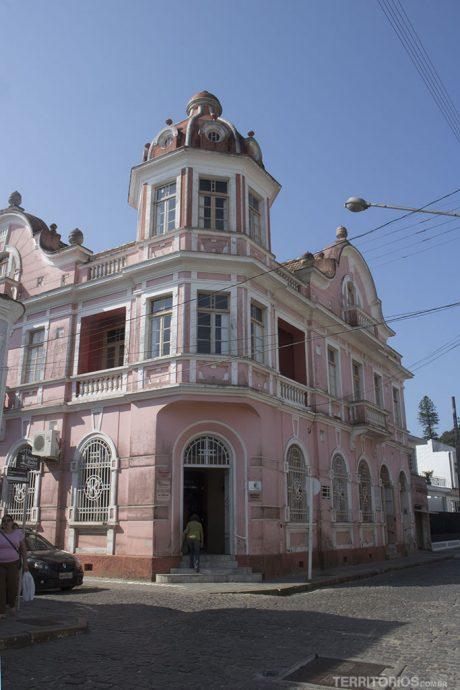 Prédio do Centro Histórico de Laguna