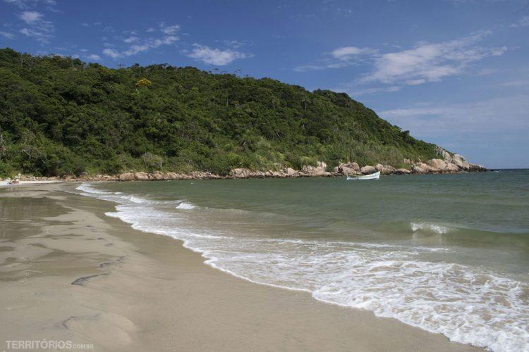 Praia de Naufragados