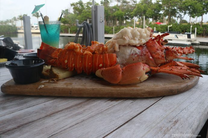 Stoned Lobster