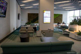 Área VIP em Miami