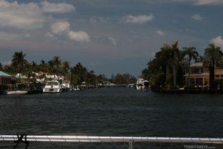 Canais de Fort Lauderdale