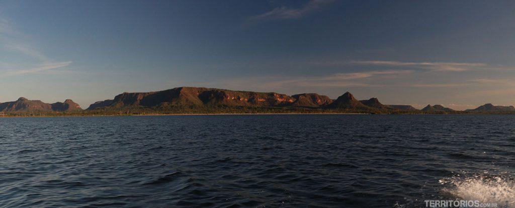 Vista no Rio Tocantins