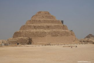Saqqara - Pirâmides do Egito