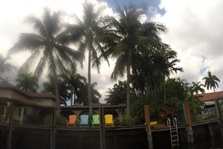 Stand up Paddle nos canais de Fort Lauderdale