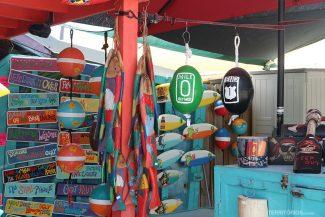 feira de rua em Islamorada