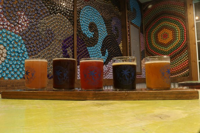 Cervejaria artesanal Florida Keys Brewing Co