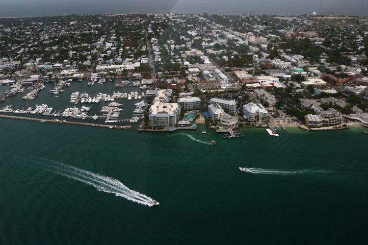 Vista para Key West