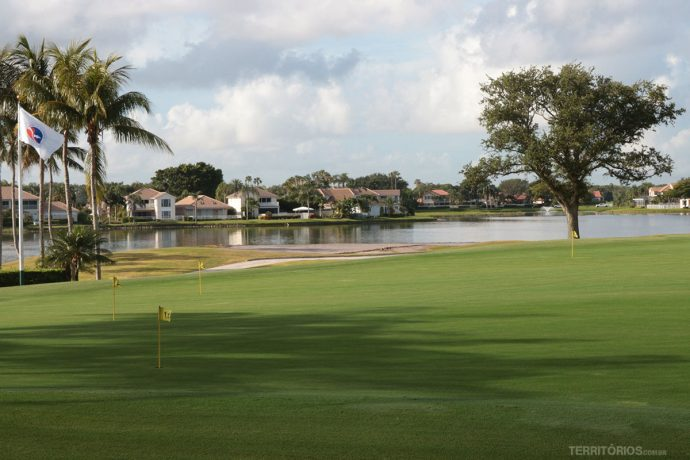 Campo de golfe do PGA National
