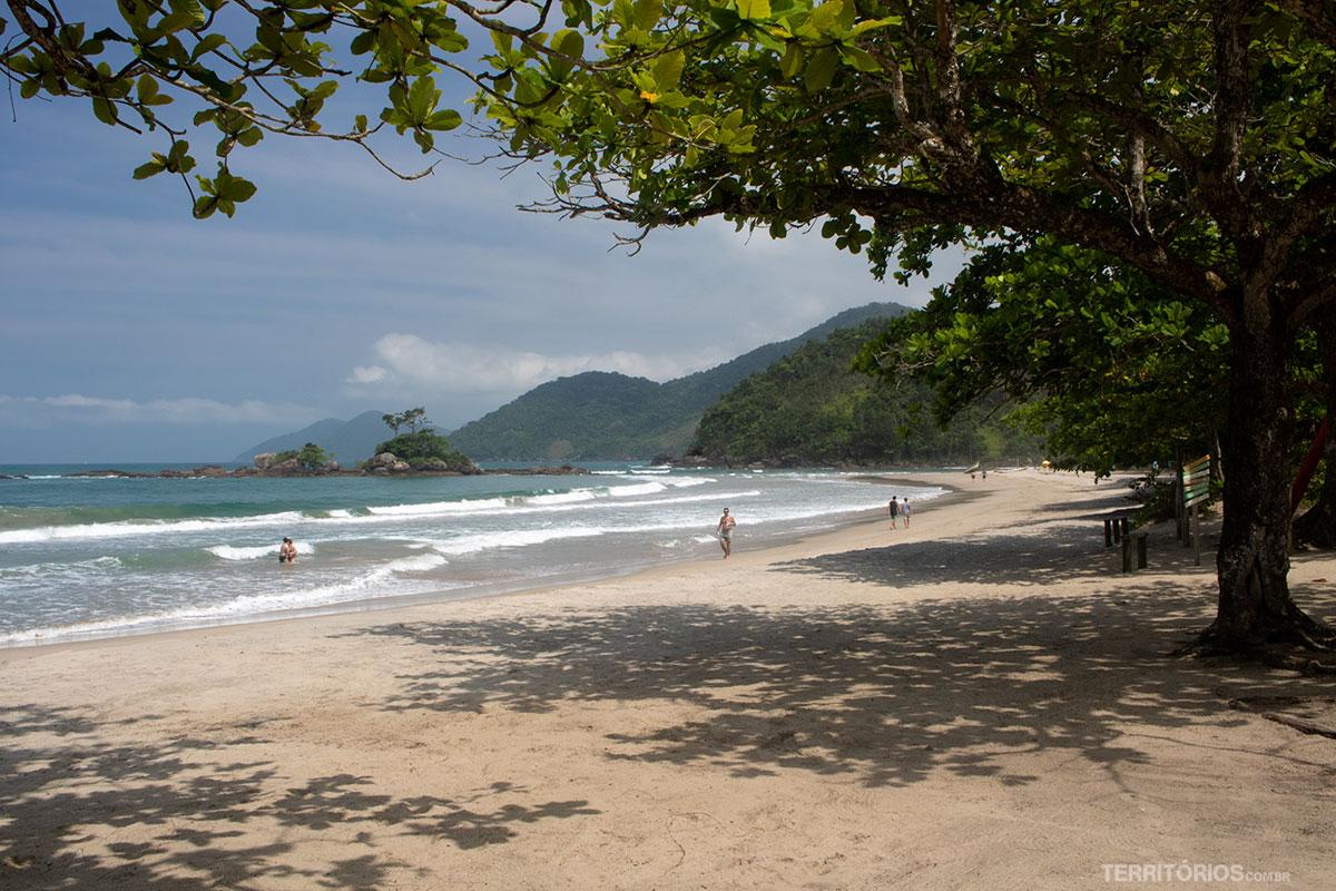 Praia de Castelhanos além do passeio 4×4