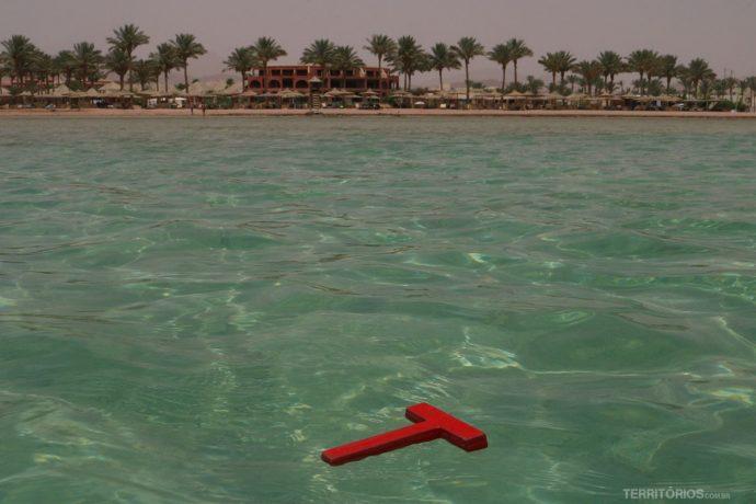 Tesão no Mar Vermelho