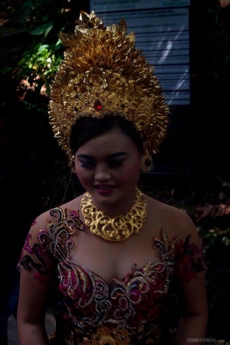 Noiva em Bali