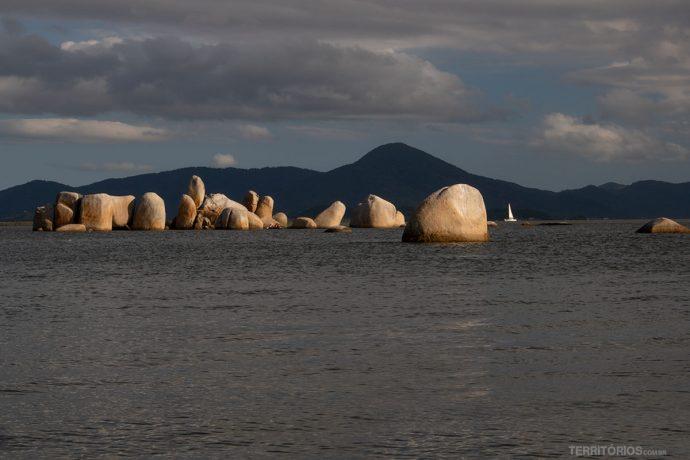 As Pedras de Itaguaçu