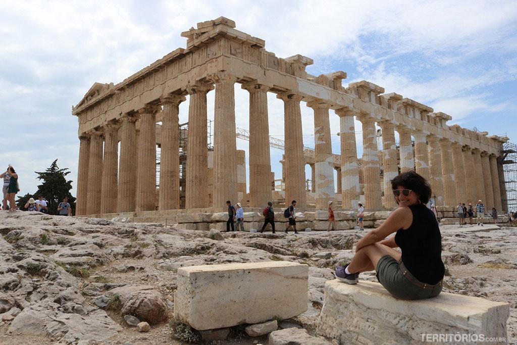 Sozinha em Atenas: meu roteiro de 3 dias