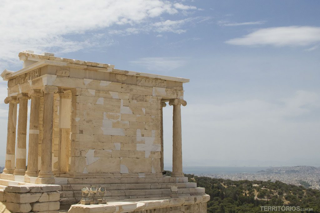 Templo de Atena (século V a.C)