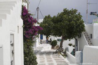 Cotidiano de Mykonos