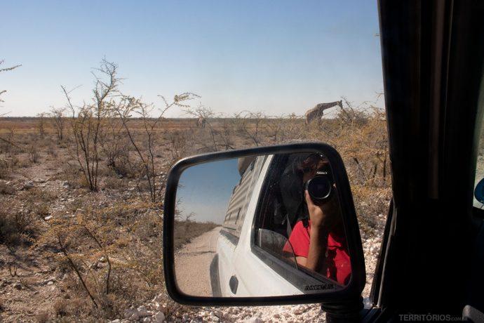 Self drive safari na Namíbia