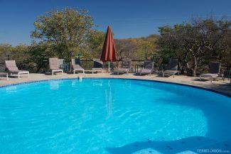 Piscina do Etosha Safari Camp