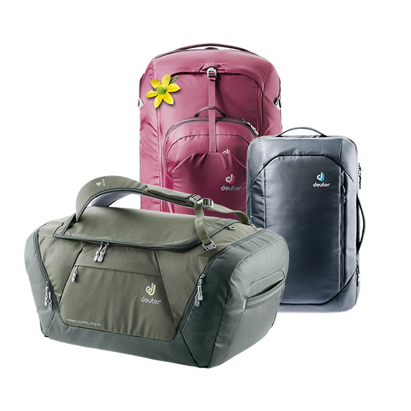 Deuter lança linha para viagem e dá mochila em concurso (minha chegou!)