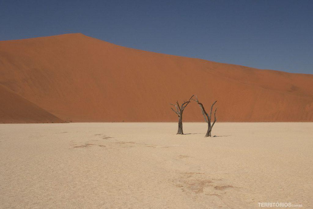 Big Daddy, a maior duna do mundo fica na Namíbia