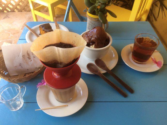 Onde comer bem na Guarda do Embaú: Trilha do Açaí