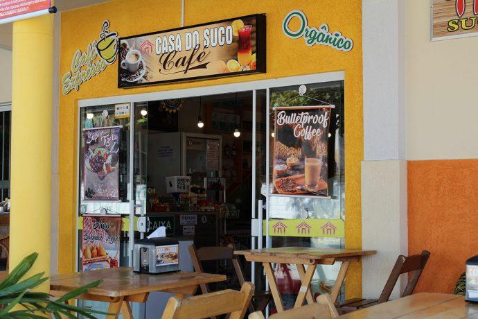 Onde comer bem na Guarda do Embaú: Casa do Suco