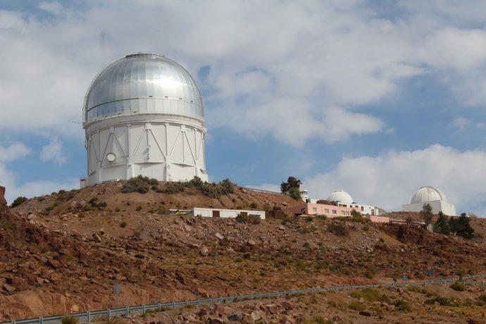 Observatórios astronômico El Tololo