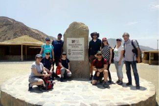 Caral é Patrimônio Cultural da UNESCO desde 2005