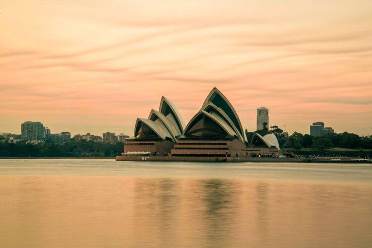 Fumaça tóxica em Sydney