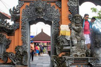 Arquitetura em Bali