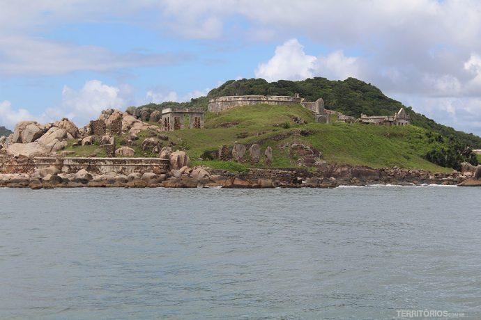 Ruínas da Fortaleza de Nossa Senhora da Conceição