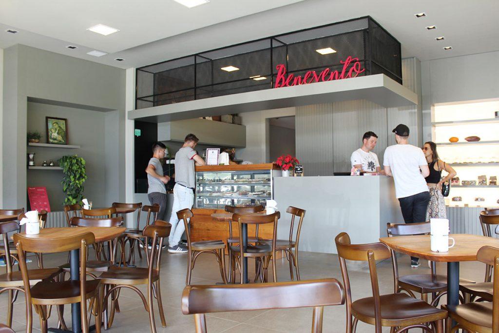 Beneveto Chocolate & Café